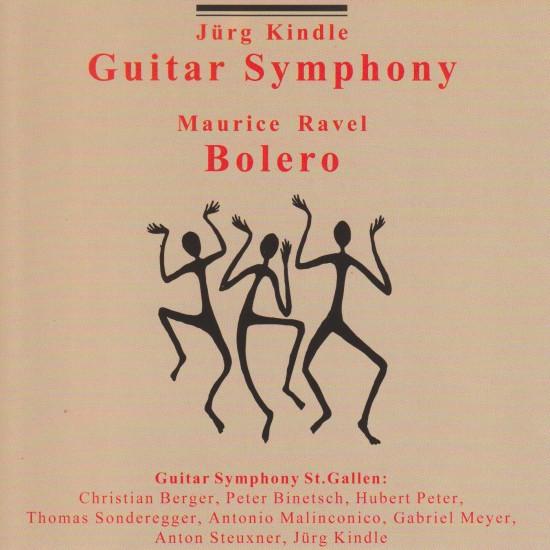 CD Cover Guitar Symphony