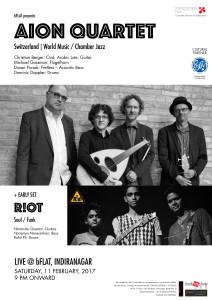 AION Quartet Poster-01